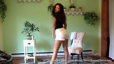 Jasmine St James: Almost Out Of Time (MP4)