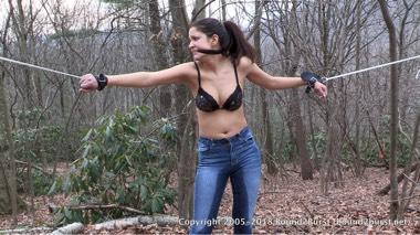 Jasmine St James: Appropriate Punishment (WMV & MP4)