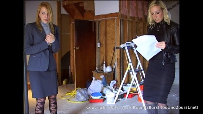 Amber Wells & Lily Anna: The Architect's Apprentice Remastered (MP4)