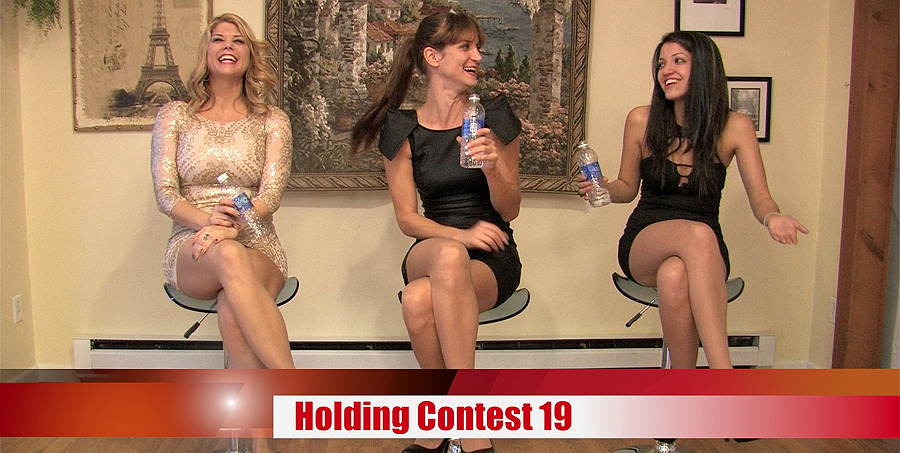 Holding Contest 19