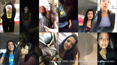 Jasmine St James: Pee Diary (MP4)