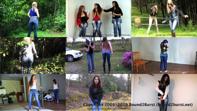 Jeans Special 1 (set of 9 complete movies)