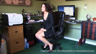 Jasmine St James: Office Politics (WMV & MP4)