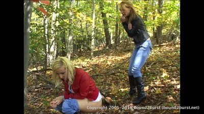 Amber Wells & Lily Anna: Only One Can Go Remastered (MP4)