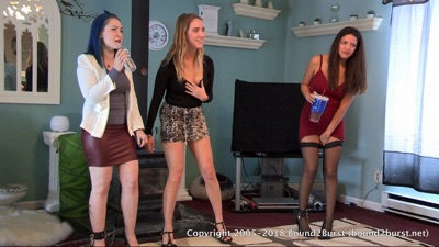 Cadence, Vonka & Jasmine: Restricted Access (MP4)